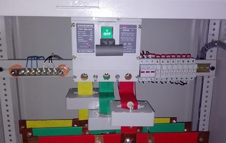 电采暖炉内部